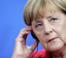 Рейтинг партии Ангелы Меркель стремительно падает