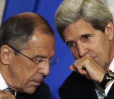 Сергей Лавров и Джон Керри проводят совместные консультации по Сирии