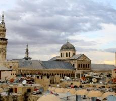 Под Дамаском идут ожесточенные бои