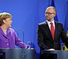 Германия готова инвестировать в Украину, но только после борьбы с коррупцией