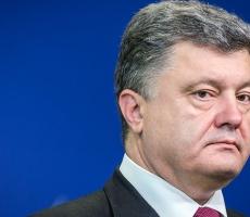 Порошенко заявил о том, что Украина будет просить помощи у миротворцев