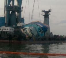 Найдено еще одно тело жертвы в результате крушения катера в Затоке