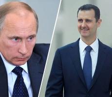 Президенты России и Сирии провели переговоры