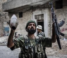 Россия вновь наносит удар по террористам в Сирии
