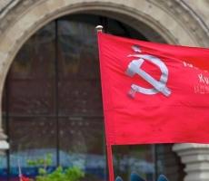 В Одессе запретили использование знамя победы