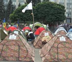 В Молдове будут продолжаться митинги
