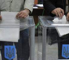 В воскресенье на Украине прошли местные выборы