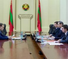 Глава Приднестровья провел совещание с руководством МИД ПМР