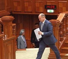 Правительство Молдовы будет подавать в отставку