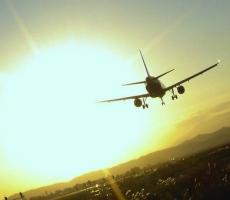 Российский самолет потерпел крушение в Египте