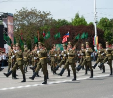 6 ноября - День образования Роты почетного караула Приднестровья
