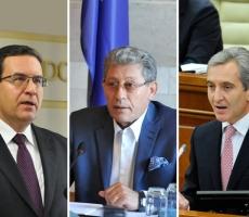 В Кишиневе возобновили переговоры по созданию правящей коалиции