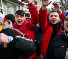 """Протестующие в """"Городке достоинства"""" Кишинева готовятся зимовать"""