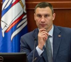 Выборы в мэры Киева выиграл Виталий Кличко