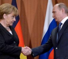 Итоги переговоров Президента России и Канцлера Германии