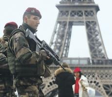 Французские спецслужбы задержали трех предполагаемых террористов