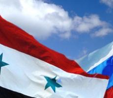 При поддержке России сирийские правительственные войска атакуют ИГИЛ