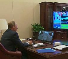 Владимир Путин выслушал доклад о новых успехах российских ВВС в Сирии