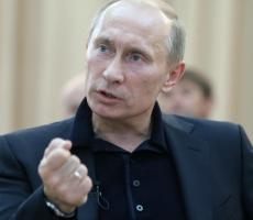 "Владимир Путин: ""Турция - пособник терроризма"""
