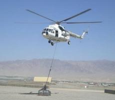 В Афганистане сбит молдавский вертолет