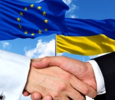 Соглашение о зоне свободной торговли между Украиной и ЕС вступает в силу с 1 января