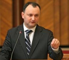 Игорь Додон: Мы говорили, что повышение тарифов закончится позорными отставками