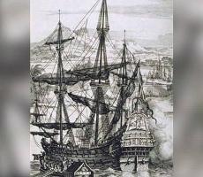В Колумбии найден корабль с сокровищами на миллиард долларов
