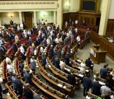 Верховная Рада рассмотрит законопроекты по амнистии, правам осужденных и доступу СМИ в комитеты