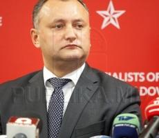 Партия социалистов Молдовы начала подготовку к досрочным выборам в республике
