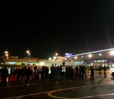 В аэропорте Кишинева прошла эвакуация в связи с сообщением о бомбе