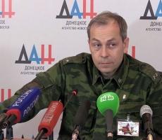 ВСУ продолжают обстреливать территории ДНР