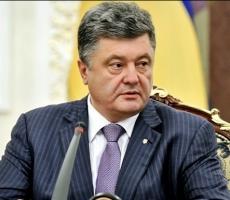 Порошенко потребовал отмены выборов в ДНР и ЛНР