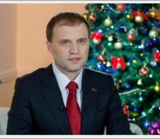 Новогоднее обращение президента Приднестровья
