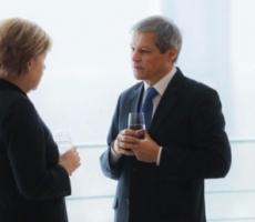 Премьер-министр Румынии провел встречу с канцлером Германии