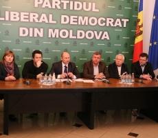 Либерал-демократы будут участвовать в переговорах по формированию правительства Молдовы