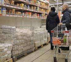 С 10 января в Украине полностью исчезнут российские продовольственные товары