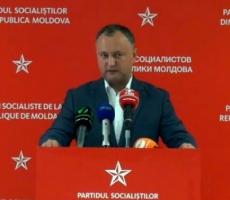 Социалисты Молдовы настаивают на проведении досрочных парламентских выборов