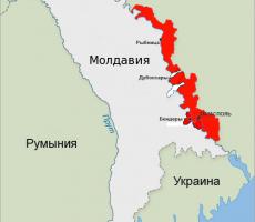 Молдавские протесты выгодны Тирасполю