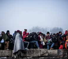 В Дувре акция против мигрантов закончилась беспоряками