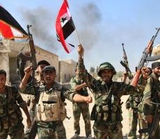 Сирийская армия штурмует Осман в провинции Дерра