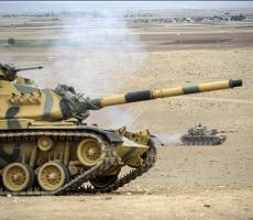 Минобороны: Турция готовит вторжение в Сирию
