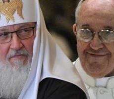 Папа римский и патриарх Кирилл встретятся на Кубе