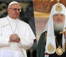 Патриархом Кириллом и папой Римским была принята совместная декларация