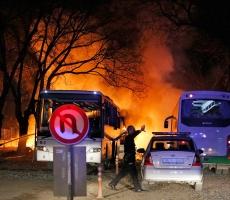 Курды взяли на себя ответственность за теракт в Анкаре