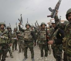 Сирийская армия отбила город Ханасер