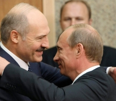 Лукашенко перепутал Путина с Медведевым. Видео