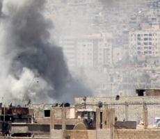 Иностранных журналистов в Сирии обстреляли со стороны Турции