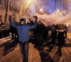 В Одессе прошел первый марш ультрас после трагедии 2 мая
