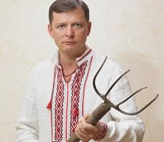 Лидер украинских радикалов Ляшко рвется к власти