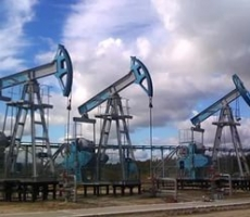 Нефть опустилась ниже 40 долларов за баррель